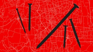 INFOGRAFIS: Zona Merah Ranjau Paku di Jakarta
