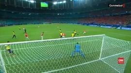VIDEO: Chile Menang Susah Payah atas Ekuador di Copa America