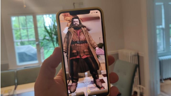 Gim augmented reality Harry Potter sudah mulai diluncurkan, begini serunya!