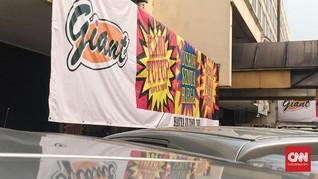 Otoritas Bursa Tagih Penjelasan Hero Group soal Giant Tutup