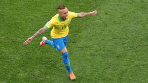 FOTO: Brasil Mengamuk dan Menang 5-0 di Copa America
