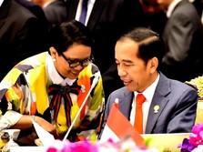 Jokowi: Bandara Yogya Bakal Terkoneksi Kereta Hingga Tol