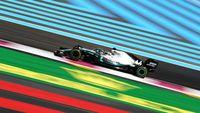 Lewis Hamilton Menangi GP Prancis, Mercedes Finis 1-2