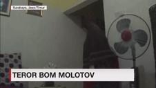 VIDEO: Teror Bom Molotov Surabaya