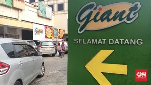 Giant Tutup, Konsumen Pesta Diskon vs Karyawan Gigit Jari