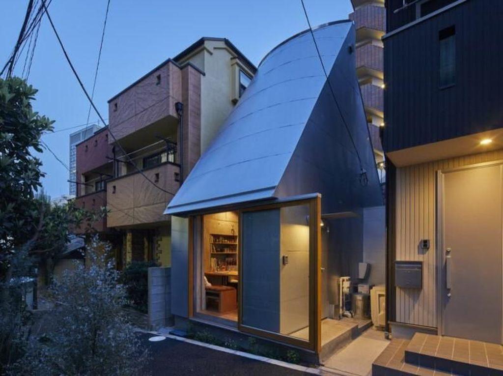Rumah Mungil di Jepang Ini Berukuran 31 Meter Lho!