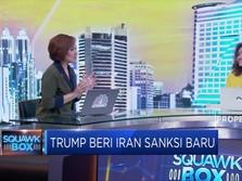 Ketegangan AS-Iran Picu Lonjakan Harga Minyak Dunia