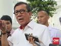 Yasonna Sebut Revisi UU KPK Selesai dengan Sedikit Perubahan