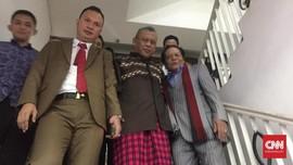 Keluar Rutan, Eggi Sudjana Sampaikan Terima Kasih ke Prabowo