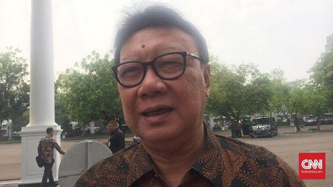 Soal Wagub DKI, Tjahjo Sebut Lobi Anies ke Parpol Jadi Kunci
