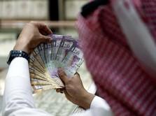 Kurs Riyal Arab Saudi Hari Ini Tetap di Rp 3.741/SAR