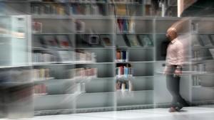 FOTO: Kemegahan Perpustakaan Nasional Qatar
