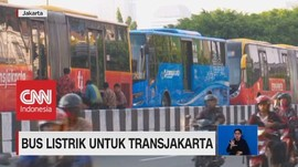 VIDEO: Wacana Bus Listrik Untuk Transjakarta