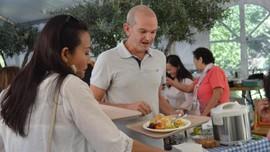 Nasi Kapau Padang Jadi Primadona di Madrid