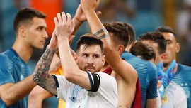 Argentina Bertemu Brasil di Semi Final Copa America 2019