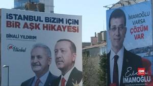 VIDEO: Pemilu Istanbul Diulang, Lawan Erdogan Menang