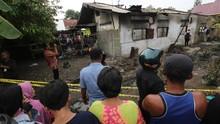 Polisi: Korek Api di Pabrik Langkat Sudah Sering Terbakar