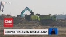 VIDEO: Dampak Pulau Reklamasi Terhadap Lingkungan & Nelayan