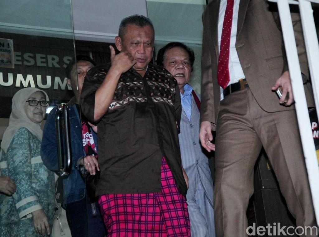 Penangguhan penahanan Eggi Sudjana disebut-sebut dikabulkan oleh penyidik.