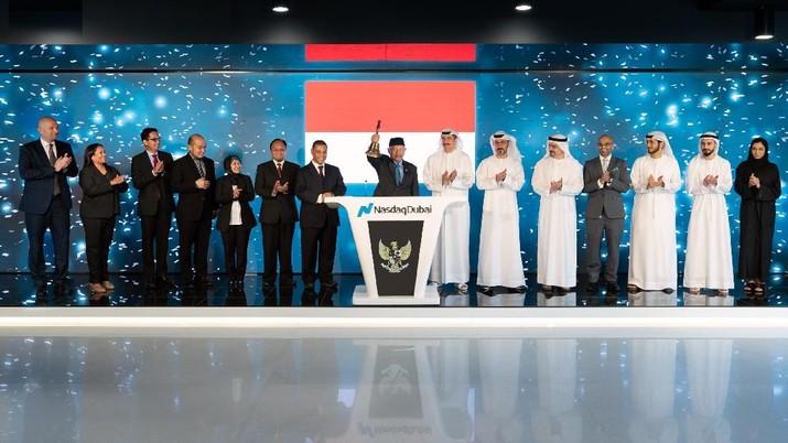 Nasdaq Dubai: RI jadi Penerbit Sukuk Terbesar Dunia Rp 213 T