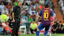 FOTO: Kata Rival Soal Messi
