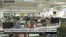 VIDEO: Pertumbuhan Ekonomi Digital RI Tertinggi di ASEAN