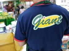 Giant Poins Square Dikabarkan Tutup, Asing Lepas Saham HERO