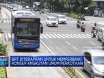 Kemenhub akan Uji Coba BRT di 5 Kota