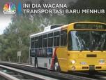 O-Bahn Jurus Wacana Baru Menhub Atasi Kemacetan