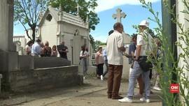VIDEO: Tren Lelang Pemakaman di Prancis