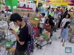 Konsumen RI Belum Pede Arungi Samudera Ekonomi