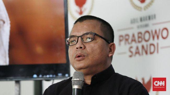 Tim Prabowo Sebut soal DPT Bisa Jadi Dasar Pemilu Ulang