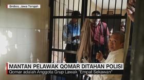 VIDEO: Kronologi Penangkapan Pelawak Nurul Qomar