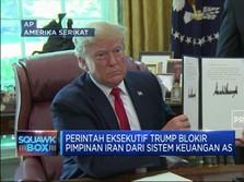 Trump Sahkan Sanksi Baru Iran