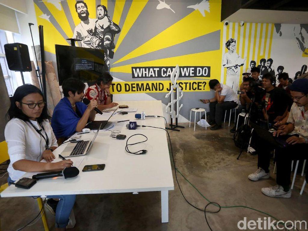 Pihak Amnesty meminta polisi segera melakukan investigasi terkait pelanggaran HAM yang dilakukan oknum polisi tersebut di Kampung Bali saat kerusuhan terjadi.