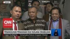 VIDEO: Penangguhan Penahanan Eggi Sudjana Dikabulkan