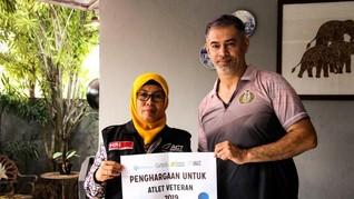 ACT Beri Penghargaan Atlet Voli Indonesia, Pascal Wilmar