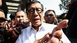 Yasonna Dituding Cari Celah Bebaskan Napi Korupsi Saat Corona