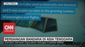VIDEO: Persaingan Bandara di Asia Tenggara