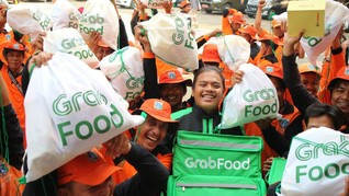 Cara Grab Ajak Pasukan Oranye Rayakan HUT Jakarta ke-492