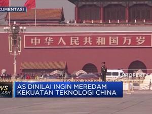 China Minta AS Batalkan Tindakan