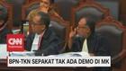 VIDEO: BPN-TKN Sepakat Tak Ada Demo di MK
