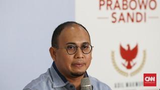 BPN Bantah BG Campur Tangan Rekonsiliasi Jokowi-Prabowo