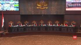 VIDEO: MK Percepat Sidang Putusan PHPU Jadi 27 Juni