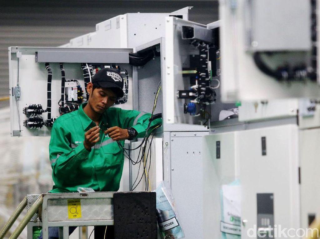 Pabrik Pintar Schneider Electric di Cikarang tersebut memulai perjalanan transformasi digitalnya pada tahun 2017 secara bertahap.