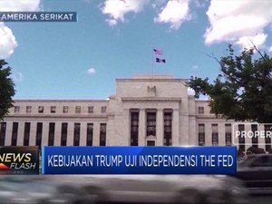 Kebijakan Trump Uji Independensi The Fed