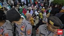 Polisi Periksa Kejiwaan Wanita yang Ingin Ketemu Jokowi di MK