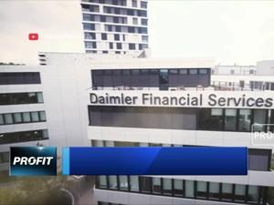 Saham Daimler Anjlok Pasca-Pemangkasan Proyeksi Laba