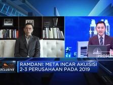 Nusantara Infrastructure Bidik Revenue 2019 Rp 638 Miliar