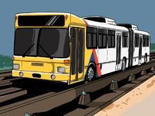Gelontorkan O-Bahn, Pemerintah Masih Perlu Studi Banding